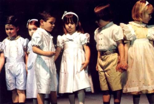 moda infantil 2000